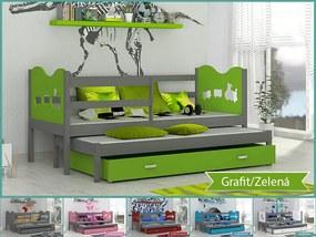 Max P2 Grafit Color 180x80