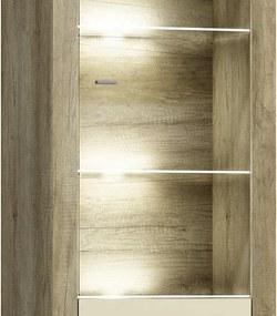 Sada LED osvetlenie políc (3 ks) CAMPARI BEL. CWT60