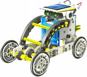 Bestent Detská stavebnica - Solárny robot 13v1