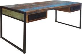 SIT MÖBEL Pracovný stôl BALI 145 × 70 × 76 cm