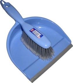 Toro Smetáček a lopatka s gumovou lištou, modrá
