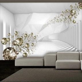 Fototapeta - Diamond Corridor 300x210