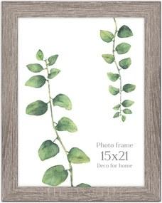 Nástenný rámik Styler Ramka Narvik, 15 × 21 cm