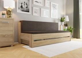 Wood Service Rozkladacia posteľ Betka 90 x 200, Desire