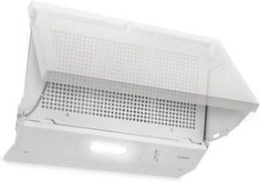 Klarstein Incognito, digestor, 250 m³/h, 60 W, LED svetlo, biely