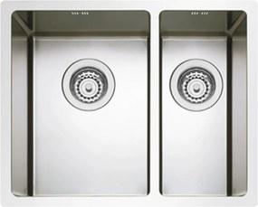Sinks nerezový drez BOX 585.1 RO
