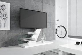 TV stolík stojan s LED podsvietením VENTO DOPRAVA ZADARMO