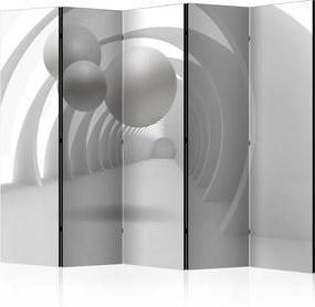 Paraván - White Tunnel II [Room Dividers] 225x172 7-10 dní