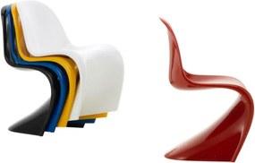 Vitra Miniatúra stoličky Panton Chairs, set 5 ks
