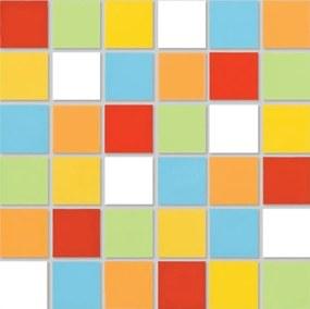 Mozaika Fineza Happy mix 30x30 cm lesk HAPPYMOZ5