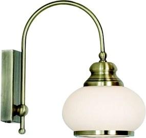 Globo NOSTALGIKA 6900-1W Nástenné Lampy antická meď 1 x E14 max. 40w IP20
