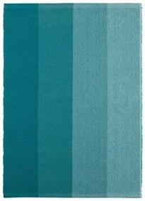 MERADISO® Súprava na prestieranie, 4 kusy (pruhy / modrá), viacfarebná / modrá (100317805)