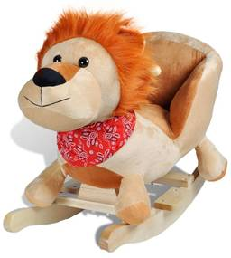 80074 vidaXL Hojdacie zvieratko - lev