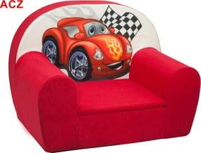 Fimex Detské kresielko Speedy - rozne farby Červene ACZ