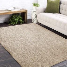 DomTextilu Štýlový koberec v béžovej farbe 26699-151395