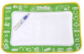 ISO Detská podložka na kreslenie vodou - zelená, 2107