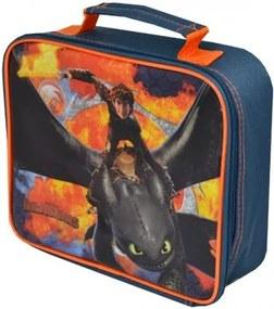 Termo taška / box na desiatu AKO VYCVIČIŤ DRAKA AKO VYCVIČIŤ DRAKA DRA2983
