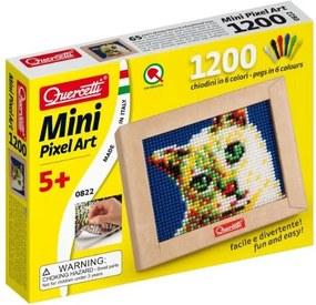 Quercetti Mini Pixel Art - mačka