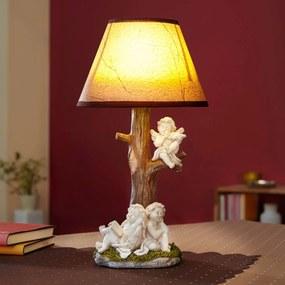 Stolná lampa Anjel