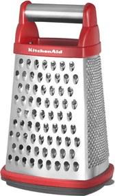 Strúhadlo kráľovská červená KitchenAid