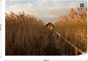 Fototapeta GLIX - Home Sweet Home + lepidlo ZADARMO Vliesová tapeta  - 104x70 cm