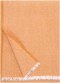 Vlnená deka Sara 140x180, oranžová Lapuan Kankurit