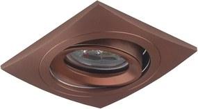 Emithor 71045 ELEGANT METAL zápustné svietidlo GU10 / 50W, meď