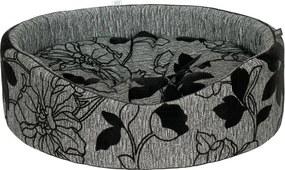 Pelech pre psa / mačku Noir Grey 50×46 cm