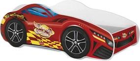 GL Detská posteľ Racing Car 01