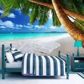 Fototapeta - Tropical island 300x210