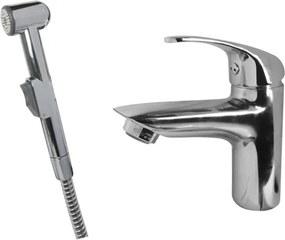 Mereo Lila CBEE10105 umývadlová batéria s bidetovou sprchou