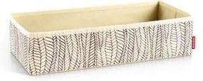 Tescoma krabica otvorená FANCY HOME, 40 x 18 x 10 cm, smotanová
