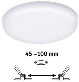 Paulmann Paulmann 92391 - LED/8,5W IP44 Kúpeľňové podhľadové svietidlo VARIFIT 230V W1504