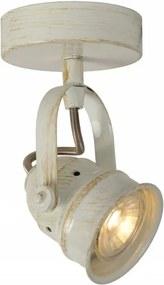 Retro a vintage svietidlo LUCIDE CIGAL Spot LED 1xGU10 77974/05/21