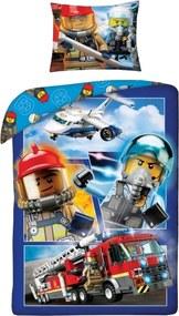 Halantex Detské obliečky LEGO CITY 822