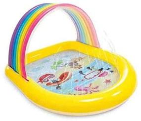 INTEX RAINBOW ARCH bazén, 147 x 130 cm, 57156NP