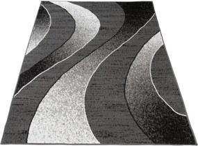 Kusový koberec PP Marel tmavo sivý, Velikosti 180x250cm