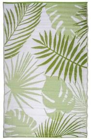 Esschert Design Vonkajší koberec 241x152 cm, listy džungle OC22