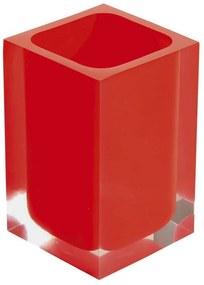 Rainbow RA9806 pohár na postavenie, červený