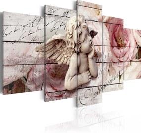 Obraz - Cherubic Reverie 200x100