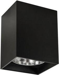 BRG Bodové svietidlo E27 Black
