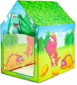 EcoToys Detský stan Dino 8163