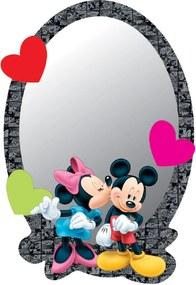 Detské zrkadlo Minnie a Mickey