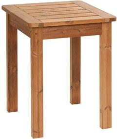 Záhradný stôl drevený PROWOOD z ThermoWood - Stôl ST1 60