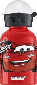 Detská fľaša Autá Lightning McQueen 0,3 l Sigg