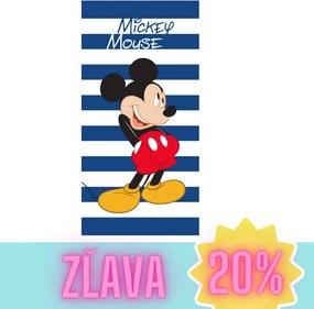 Osuška detská Mickey Mouse 70x140 cm FARO