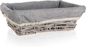 Home Decor Prútený košík Home, 21 x 16 x 6,5 cm