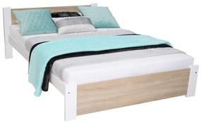 MD Manželská posteľ Klára Rozmer lôžka: 160x200