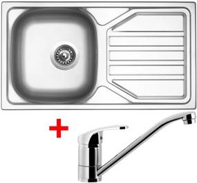 Set Sinks OKIO 780 V matný + batéria PRONTO