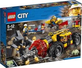 LEGO® City Mining 60186 Banský ťažobný stroj